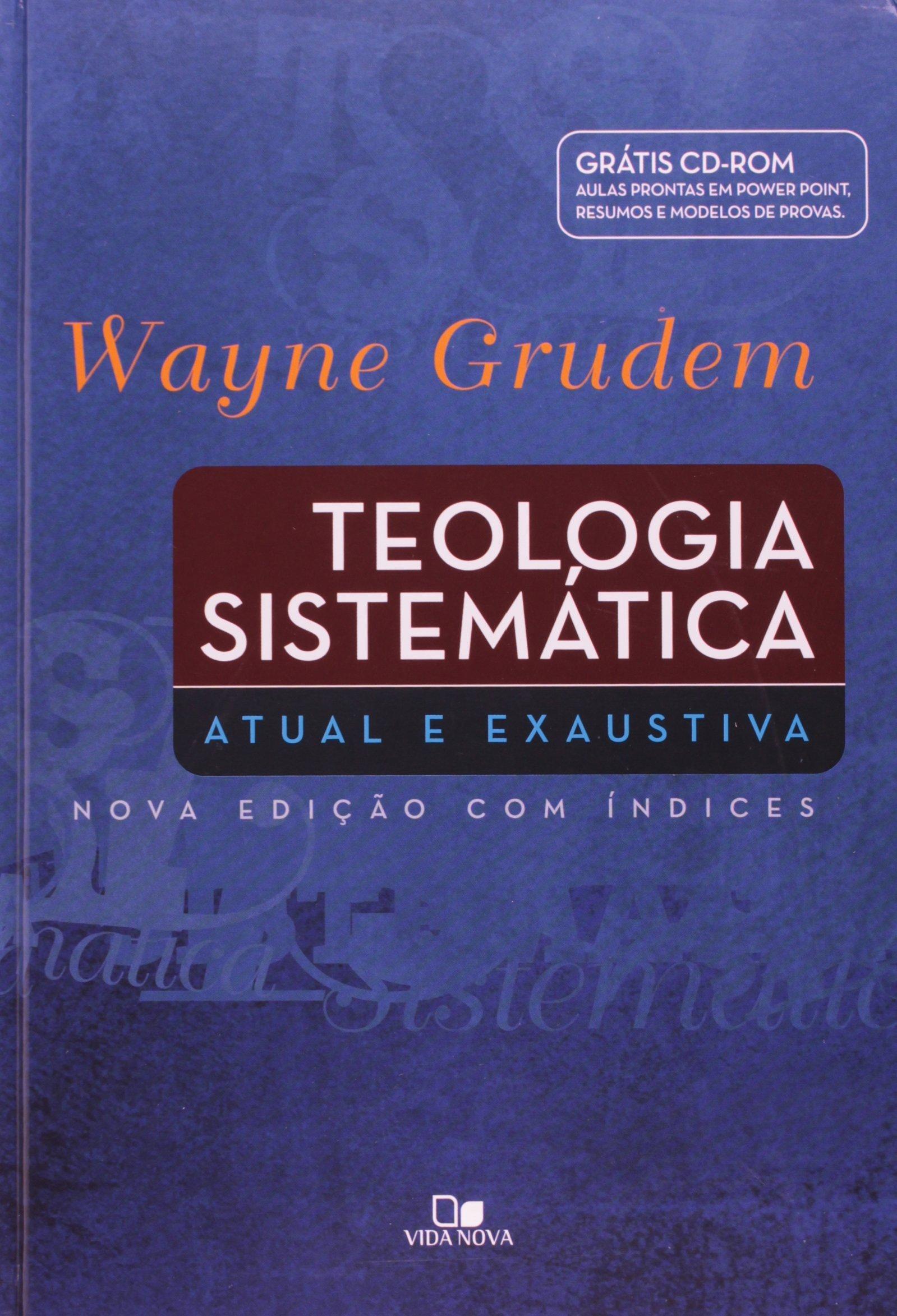 livro teologia sistematica grudem