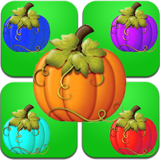 Pumpkin Burst - Halloween Game -