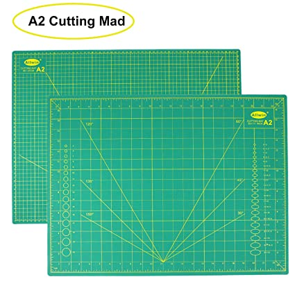 Amazon Com Lifeglow 18x24 Inches Large Self Healing Cutting