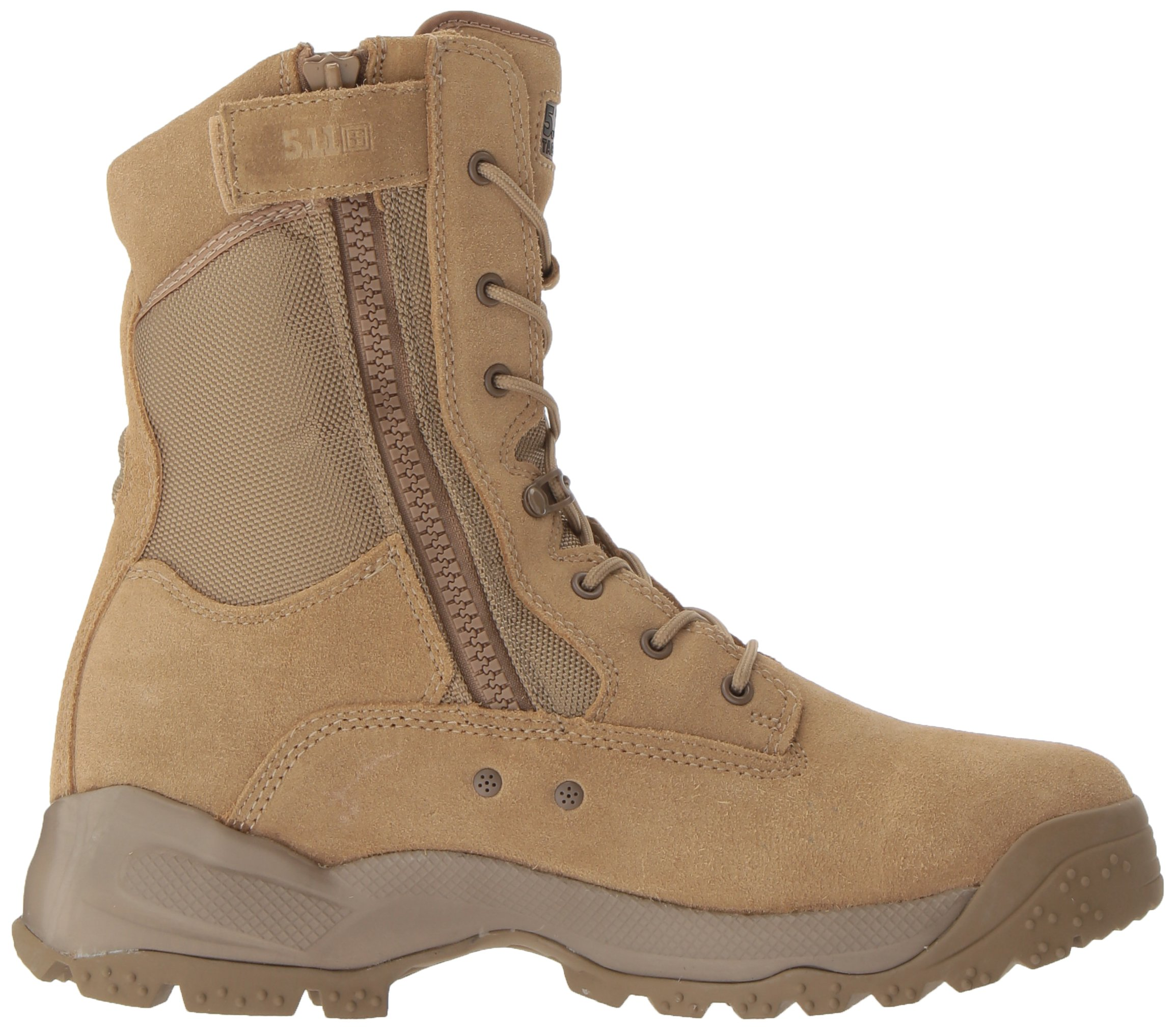 5.11 Atac 8In Boot-U, Coyote Brown, 11 D(M) US by 5.11 (Image #7)
