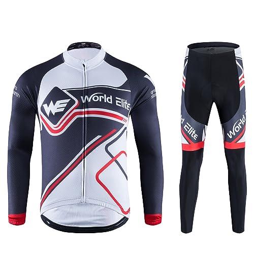 World Elite サイクルジャージ