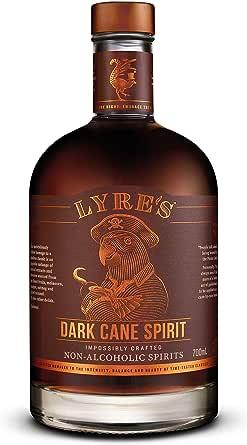 Lyre's Dark Cane Non-Alcoholic Spirit - Dark Rum Style 70cl
