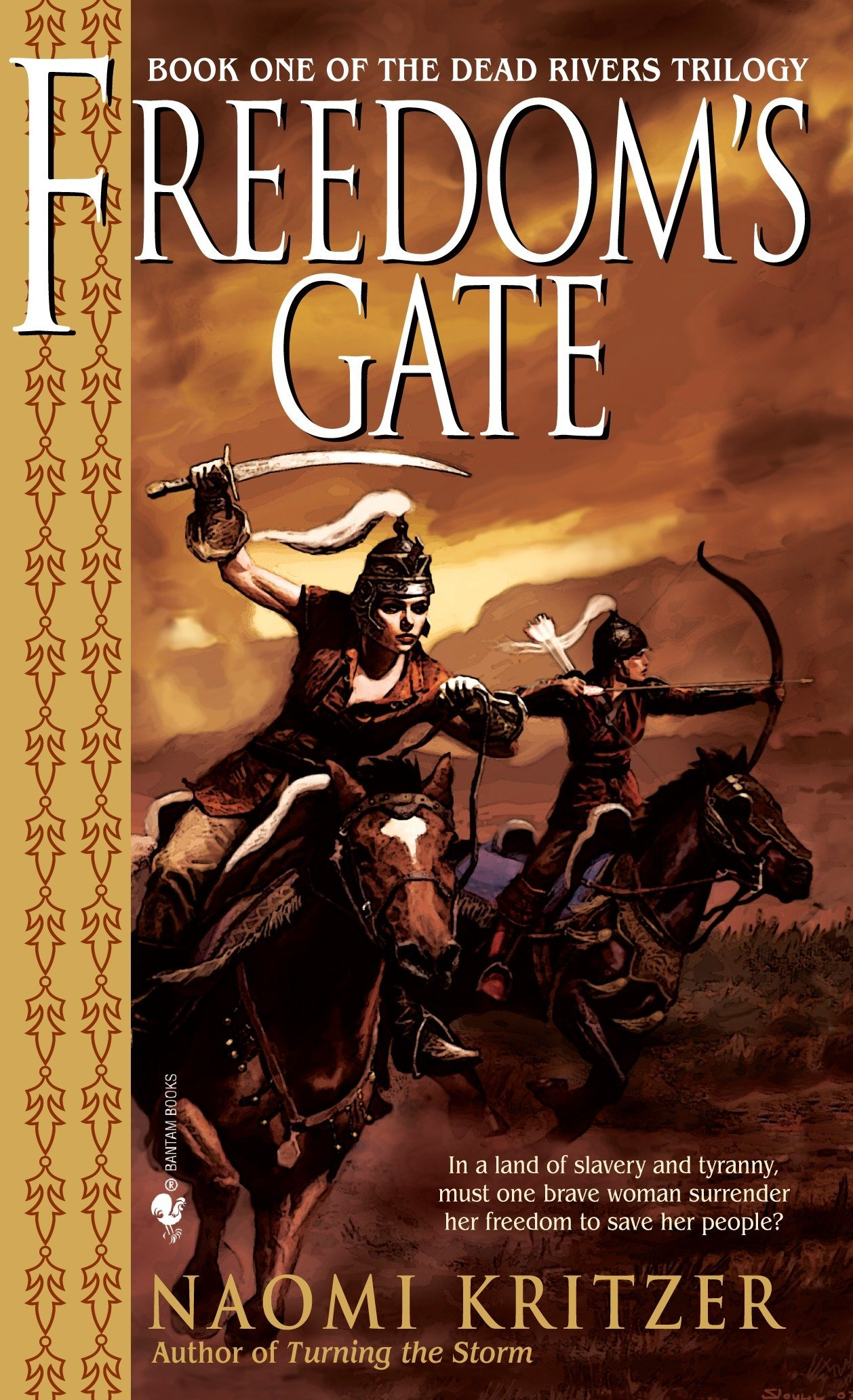 Freedom's Gate (The Dead Rivers Trilogy) pdf