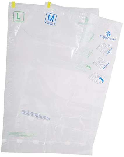 Eagle Creek Pack-It - Bolsas para almacenaje al vacío (39 x 24 x 1,5 cm)