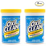 OxiClean Multi-Purpose Versatile Stain Remover 680g / 24oz, Twin Pack (2)