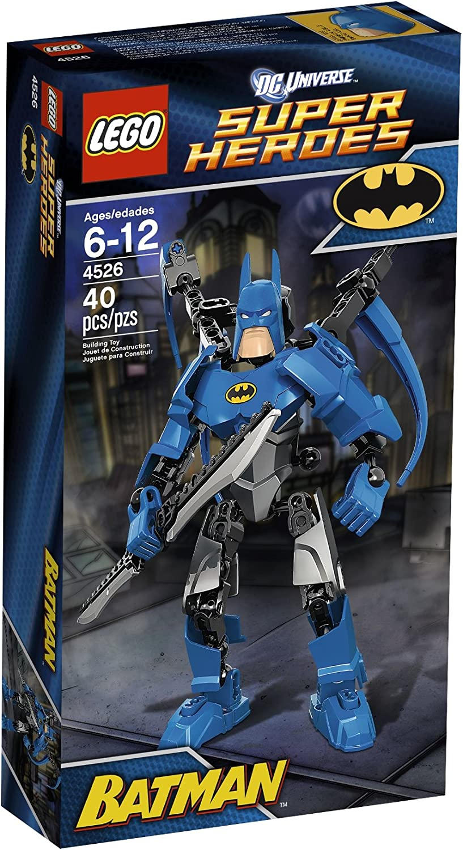 LEGO 4526 DC Super Heroes Batman Pre-Owned