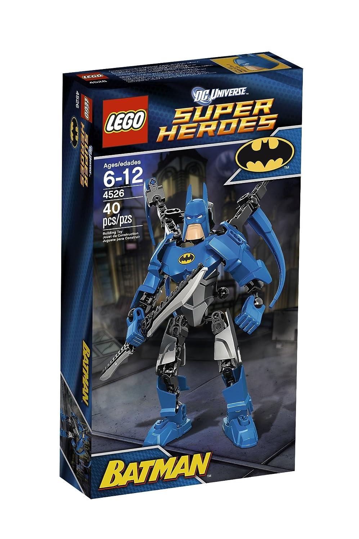 DC UNIVERSE SUPER HEROES LEGO BATMAN (4526) B005VPRE3U Bau- & Konstruktionsspielzeug Niedriger Preis   Roman