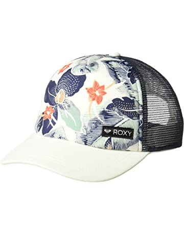 83f59a0086df Roxy Girls  Big Just Ok Trucker Hat