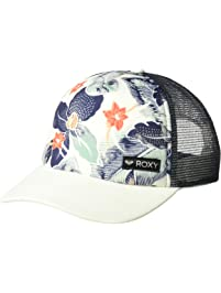 Roxy Girls  Big Just Ok Trucker Hat 833e78256ae4