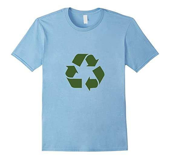 Amazon Recycle Symbol T Shirt Stop Global Warming Clothing