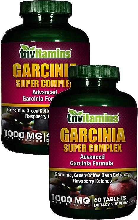 Amazon Com Garcinia Cambogia 500 Mg Plus Green Coffee And