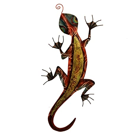 Amazon.com: Eangee Gecko Wall Décor: Home & Kitchen