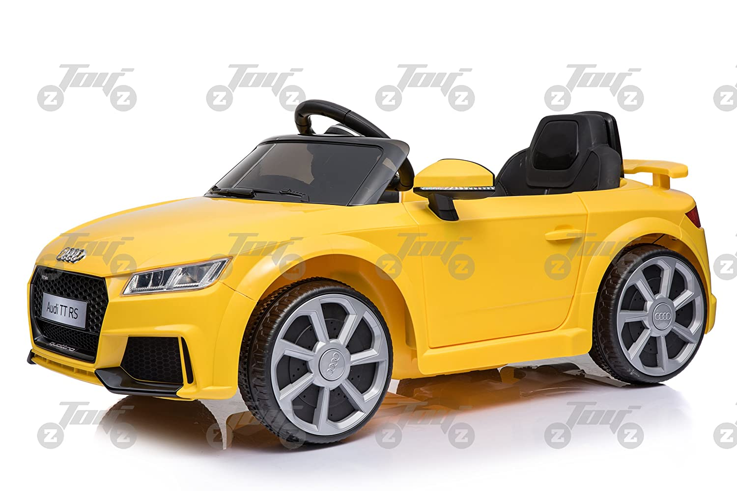 Toyzz 12v Kids Ride On Licensed Audi Ttrs Electric Childrens Remote