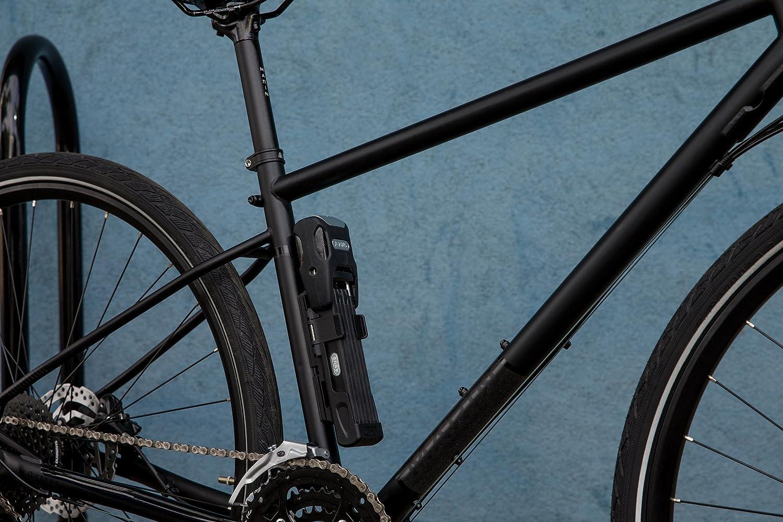 ABUS Bordo Alarm 6000A 90cm Fahrradschloss mit Sirene