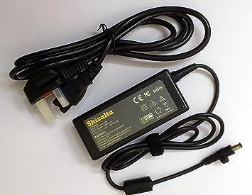 Delta 19V 3,16A 60W ordenador portátil de alimentación de CA Adaptador de cargador Para Samsung RV510 SF310 R540: Amazon.es: Electrónica