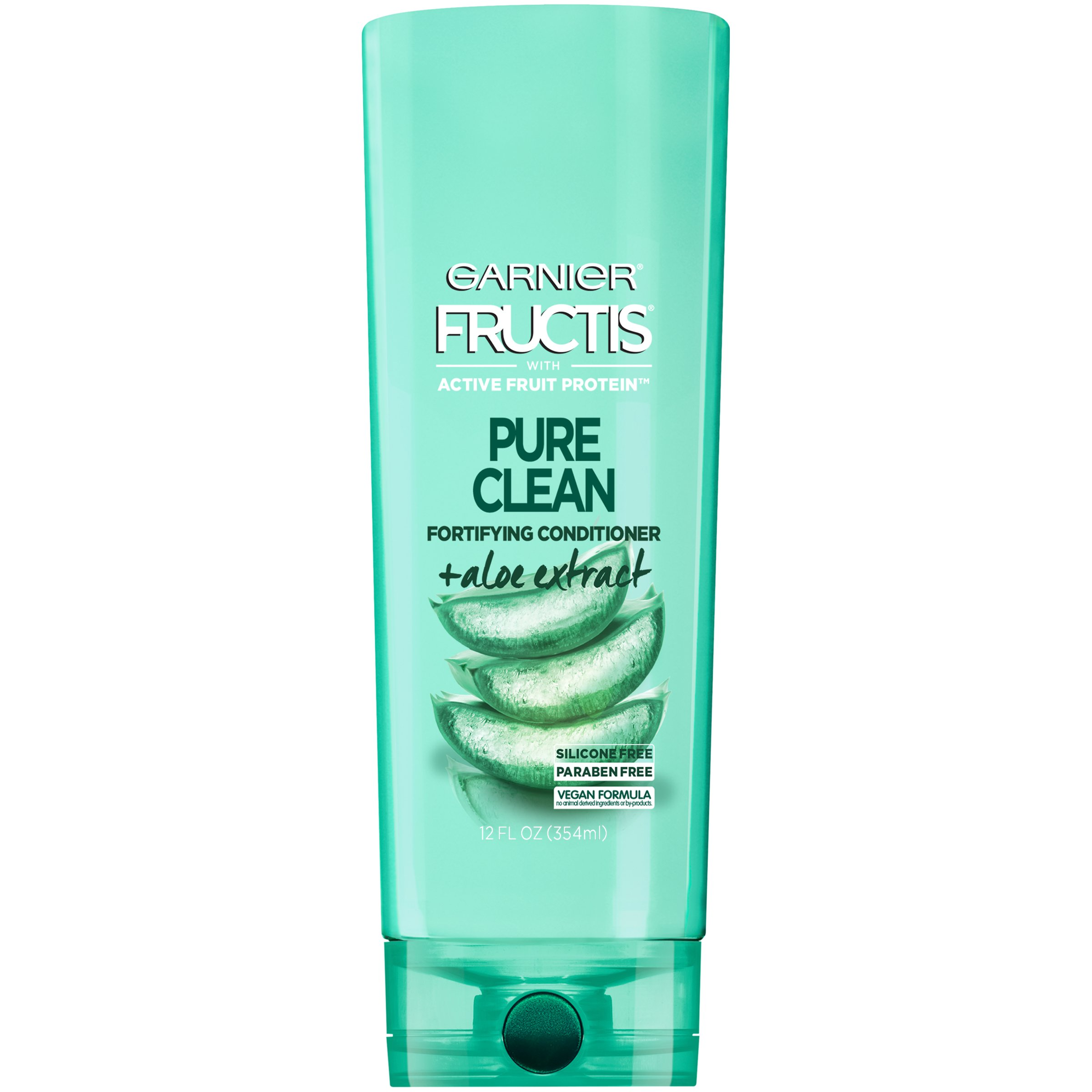 Garnier Hair Care Fructis Pure Clean Conditioner, 12 Fluid Ounce