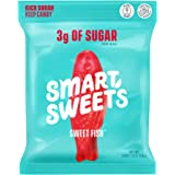 SmartSweets Sweetfish 1.8 Ounce Bags (12 Count), Candy With Low-Sugar (3g) & Low Calorie (80)- Free of Sugar Alcohols & No Ar