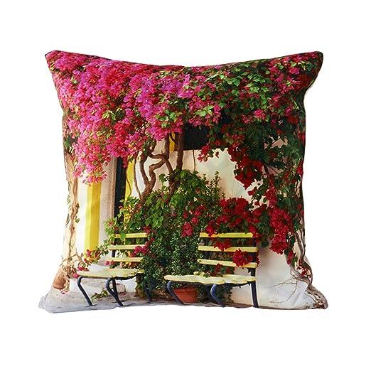 3d diseño de flores para puerta manta decorativa almohadas ...