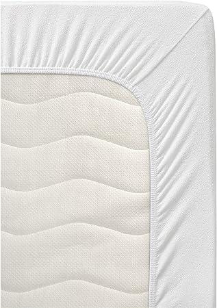 Nouveau HEMA drap-housse éponge 180 x 200 - 180 x 200 x 20 cm - 80% coton CU-45