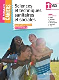 Les Nouveaux Cahiers Sciences et techniques sanitaires et sociales 1re ST2S