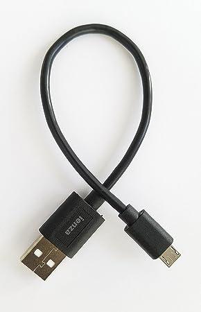 Corto Cable de carga USB para auriculares Bluetooth, auriculares inalámbricos deportivos, inalámbricos con banda para el cuello deportes inalámbrico, ...