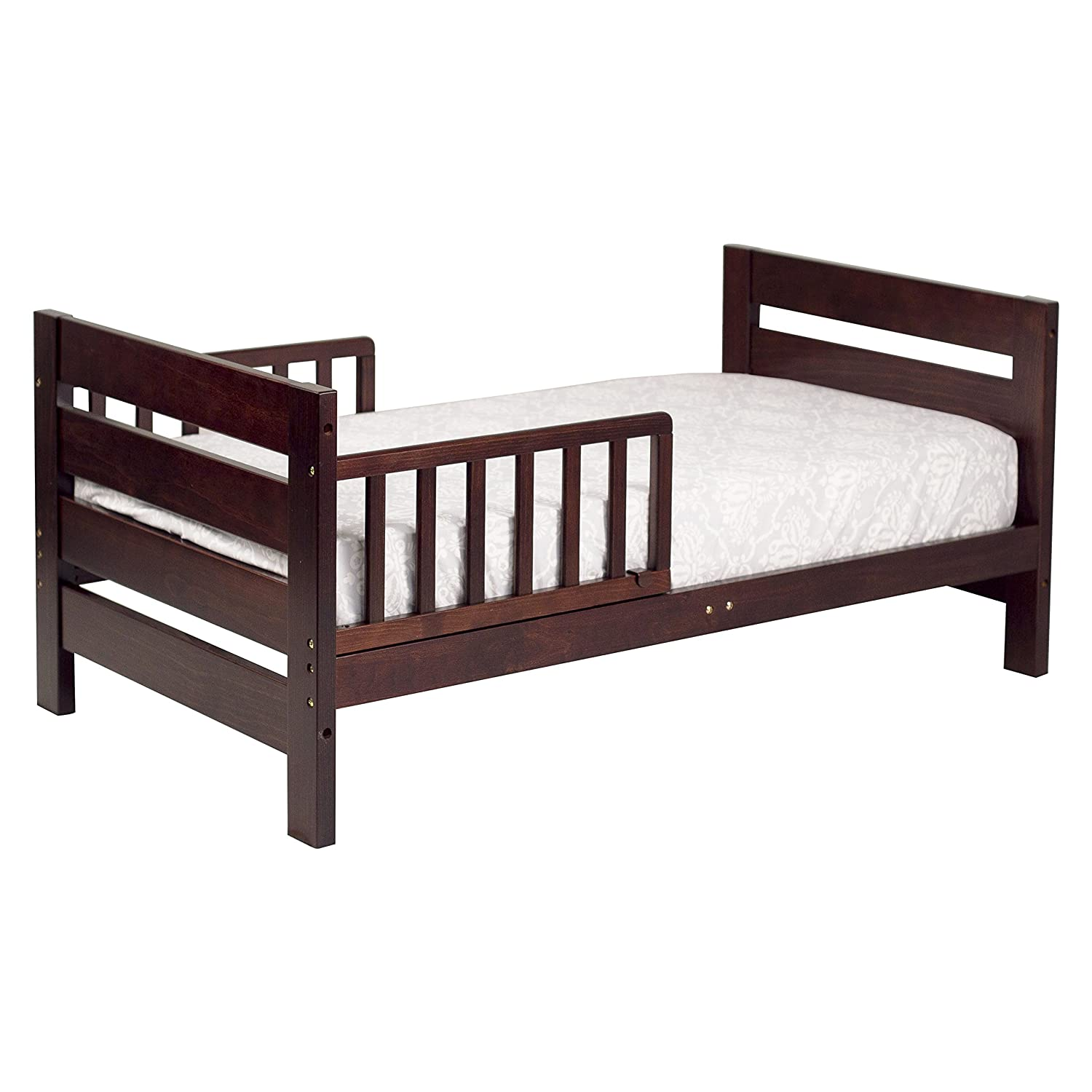 Amazon DaVinci Modena Toddler Bed Espresso Baby