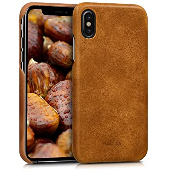 coque iphone x cuir veritable apple