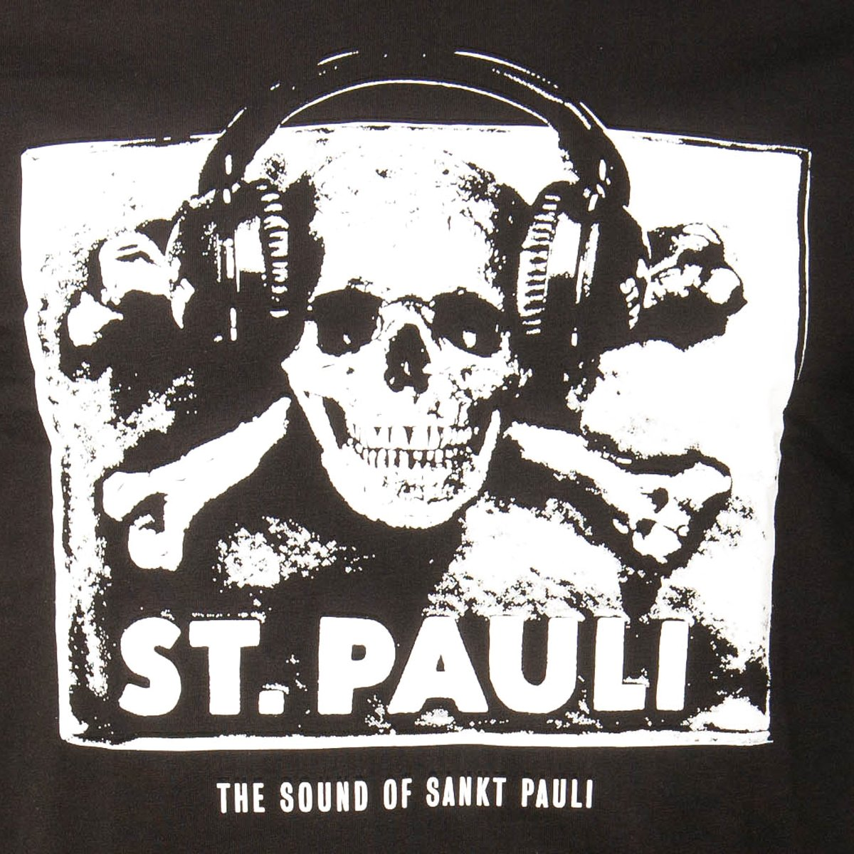 8a8b11ca20a01d FC St. Pauli Herren T-Shirt Fanartikel The Sound of Sankt Pauli ...