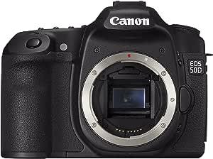 Canon EOS 50D - Cámara Réflex Digital 15.1 MP (Cuerpo): Amazon.es ...