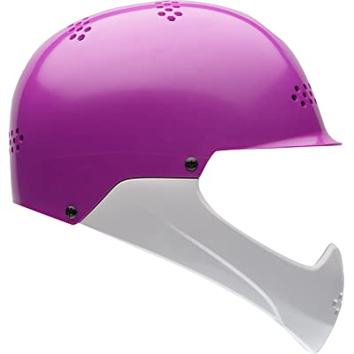 Bell Shield Child Helmet, Purple/White: Sports & Outdoors [5Bkhe0503436]