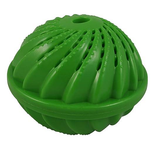 Palline Di Ceramica Per Lavatrice.Palla Lavatrice A Ioni Argento E Sali Minerali Sfera Lavaggio Eco