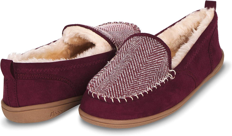 Amazon.com | Floopi Moccasin Slippers