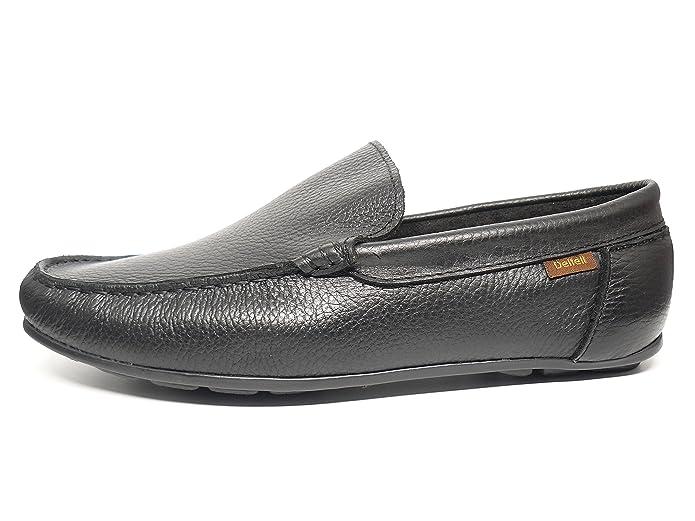 Zapato casual hombre tipo mocasin DELTELL en piel color negro - 950 ...