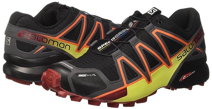 salomon speedcross 3 herren rot edition