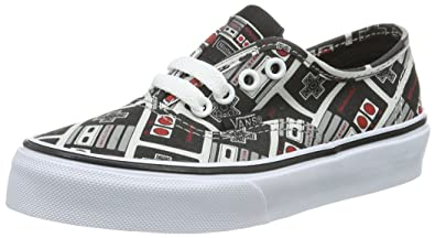 Chaussures Basses Enfant Mixte Vans Authentic Baskets wSX7qcqTC