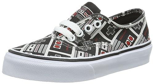 1ee8c2cf03 Vans Kids  Authentic Low-Top Sneakers  Amazon.co.uk  Shoes   Bags