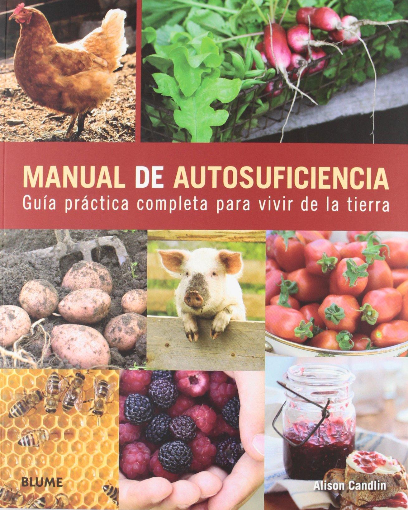 Manual de autosuficiencia: Guía práctica completa para vivir de la ...