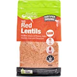 Absolute Organic Split Red Lentils , 400g