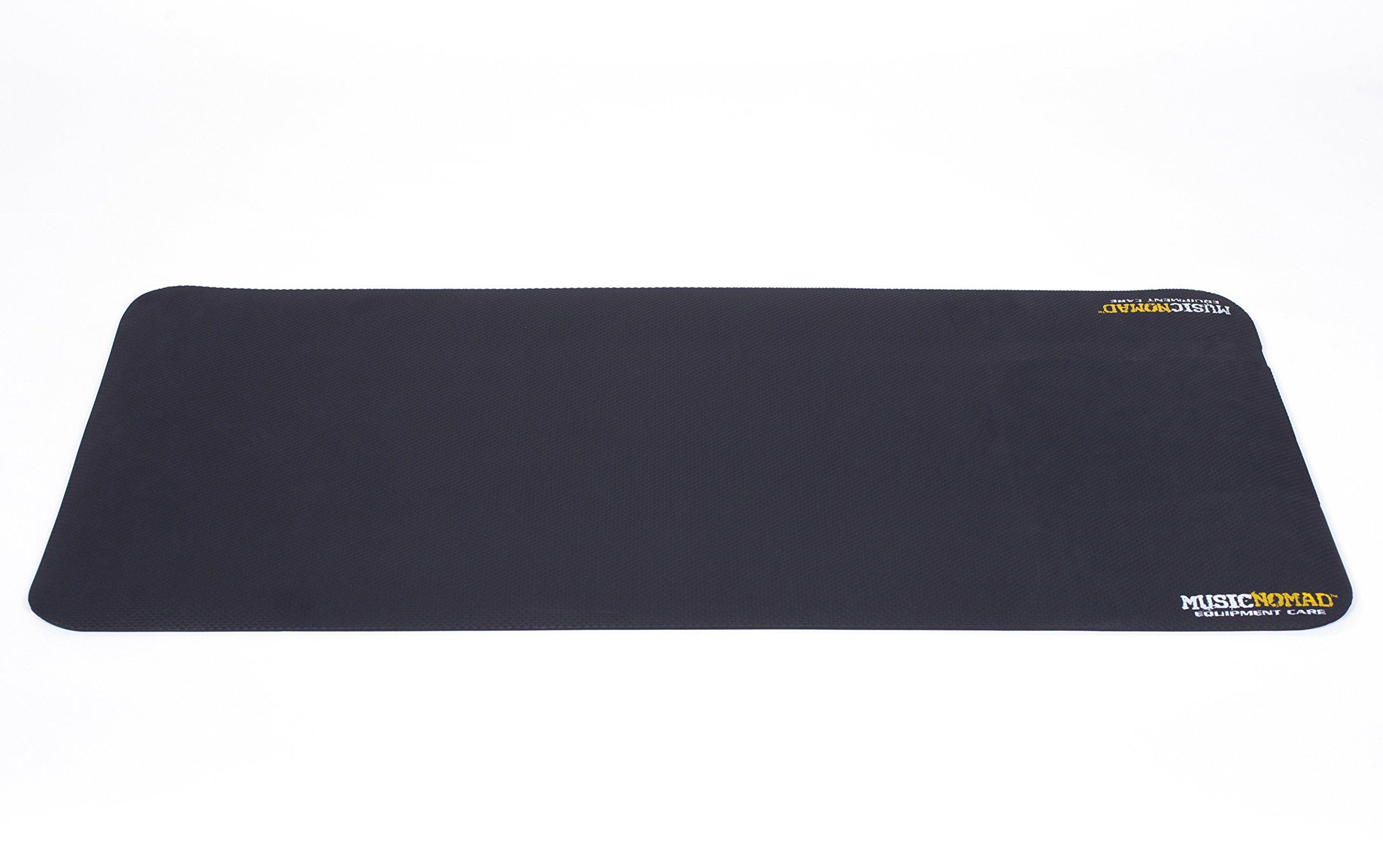Music Nomad MN208 Premium Instrument Work Mat, 17'' x 36''