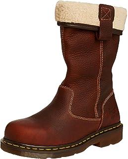 344c9968c Dr. Marten's Rosa, Women's Safety Boots: Amazon.co.uk: Shoes & Bags
