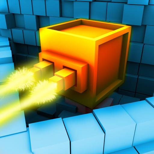 Block Defender   Defense Of The Pixel Tower