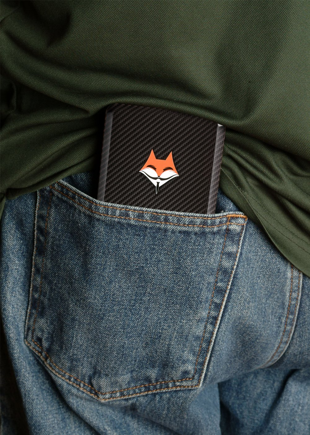 FawkesBOX Smartphone Faraday Cage Shield - Cell, Bluetooth & Wifi Signal Blocker for iPhone X and phones 3''x6''. by FawkesBOX