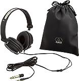 AKG K81DJ Closed-Back On-Ear Foldable DJ Headphones