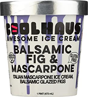 product image for Coolhaus Balsamic Fig and Mascarpone Ice Cream, 16 oz (frozen)