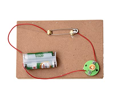 Buy Simple Electric Switch School Science Project Working Model, DIY ...