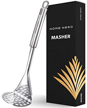 Home Hero Stainless Steel Food Masher Potato Masher