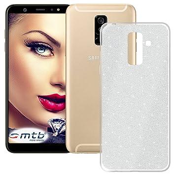 mtb More Energy® Funda TPU Shine para Samsung Galaxy A6 Plus ...