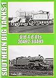 Southern Big Tanks: Volume 1: G16 4-8-0Ts : 30492-30495 (One)