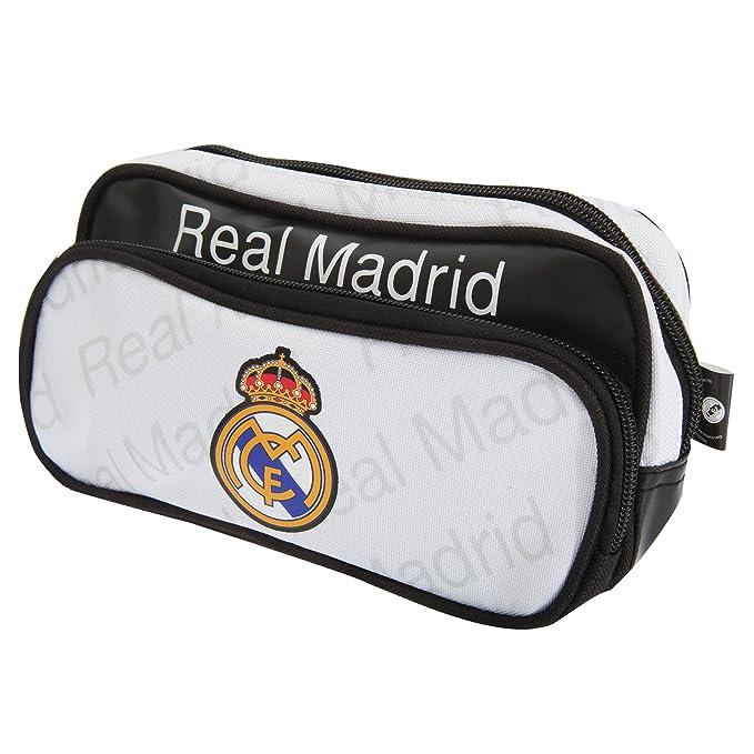 Real Madrid FC - Estuche oficial para lapiceros y bolígrafos ...