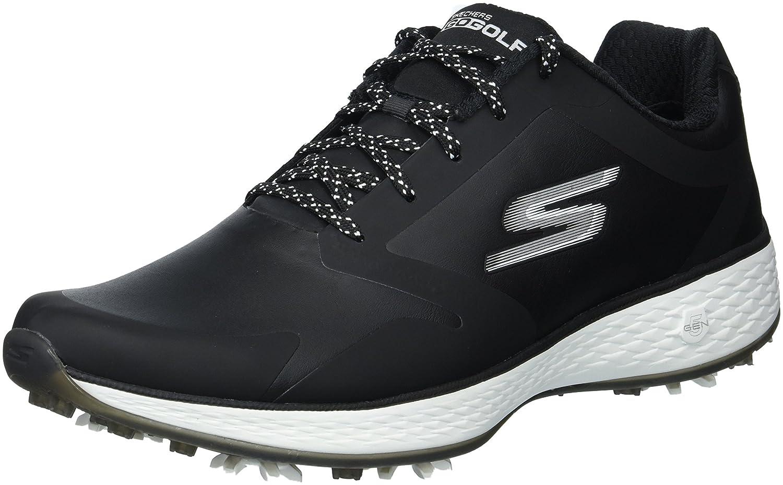 Skechers Women's Go Pro Golf Shoe B074VL8686 7 B(M) US|Black/White